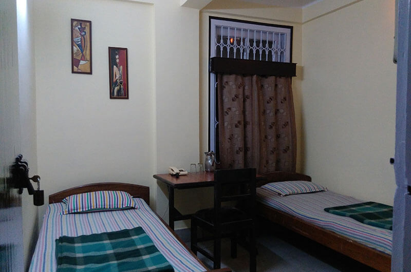 Double Bed Standard Non AC Room at Hotel Prince B, Guwahati